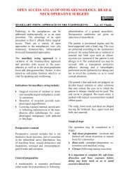 Maxillary swing approach to nasopharynx - Vula - University of Cape ...
