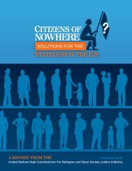 Citizens of Nowhere - Open Society Foundations