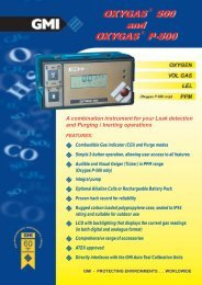Oxygas500 - ambidetector