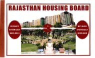 annual budget be-2013-14 re-2012-2013 - Rajasthan Housing Board