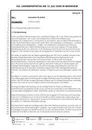 Antragsbuch zum 103. Ord. Landesparteitag der FDP