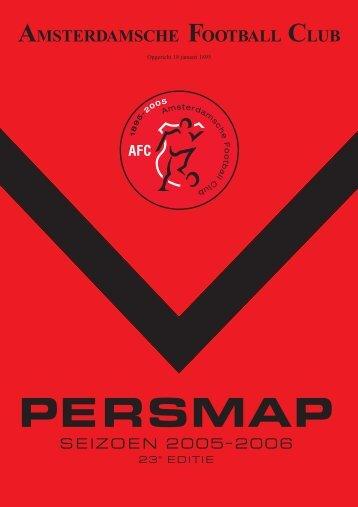 2004 - 2005 - AFC, Amsterdam