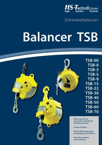 TSB-00 TSB-0 TSB-3 TSB-5 TSB-9 TSB-15 TSB-22 ... - HS-Technik