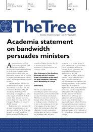 The Tree 15 - Academia Europaea