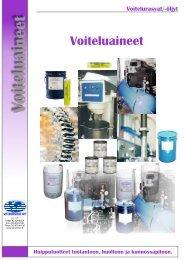 Huipputuotteet tuotantoon, huoltoon ja kunnossapitoon. - vp-service