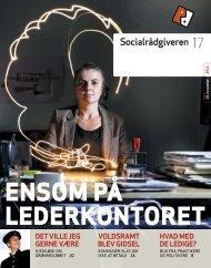 Socialrådgiveren nr. 17-2011 - Dansk Socialrådgiverforening