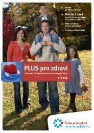 Zpravodaj ČPZP 2/2010 - Česká průmyslová zdravotní pojišťovna