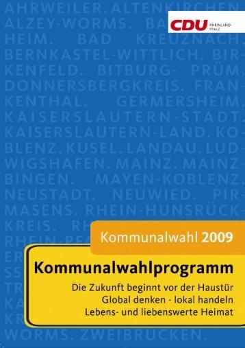 hier zum downloaden - beim CDU Gemeindeverband Brohltal