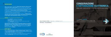 Scarica il materiale di riferimento - InfoCert