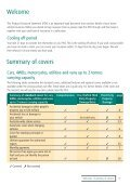 Motor Vehicle Insurance - Stratton Finance - Page 3