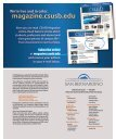 Careers Coyote - CSUSB Magazine - California State University ... - Page 2