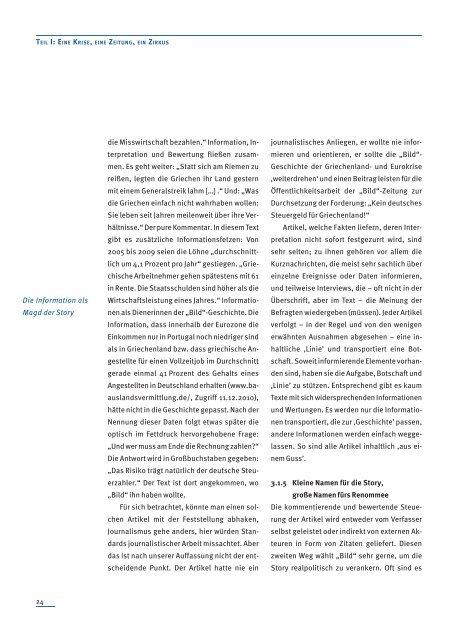 """Drucksache """"Bild"""" – Eine Marke und ihre Mägde - Welt der Arbeit"""