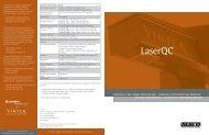 LaserQC® - Gerber Technology