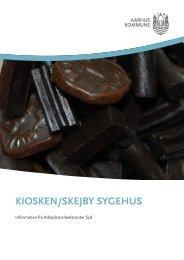 Info Kiosk (pdf 112 KB) - Aarhus.dk