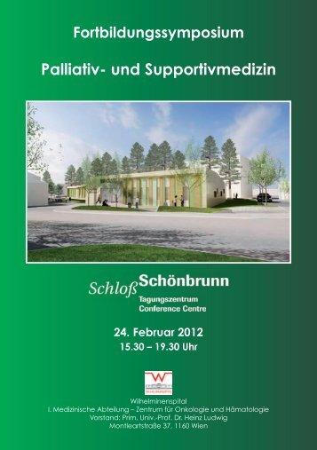 Palliativ- und Supportivmedizin - OeGHO