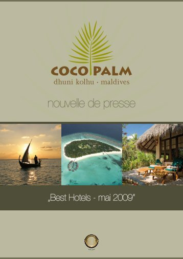 Best Hotels - Coco Palm Resorts