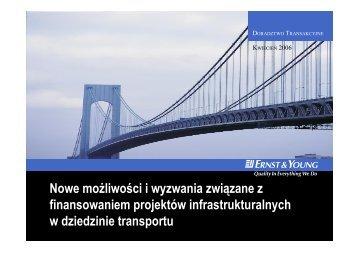 Nowe możliwości i wyzwania związane z ... - Ernst & Young