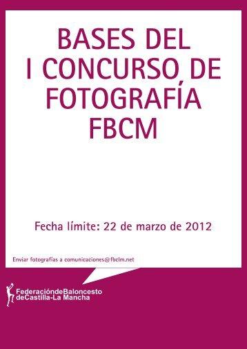 Fotografía 2012 - Federación de Baloncesto de Castilla-La Mancha