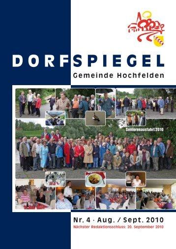 2010 - 4 August/September - Hochfelden