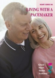 Living With A Pacemaker - Chest Heart & Stroke Scotland