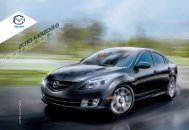 Mazda US 6 2010