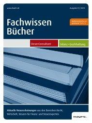 Faszination Buch - Haufe.de