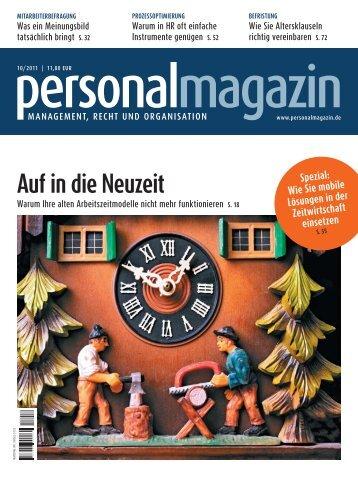 Auf in die Neuzeit - Haufe.de