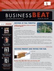 moving at full throttle - Madison Magazine