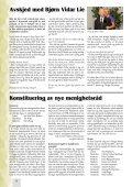 Menighetsblad nr 4/09 - Den norske kirke i Drammen - Page 6