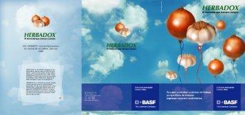 """HERBADOX"""" - Basf"""