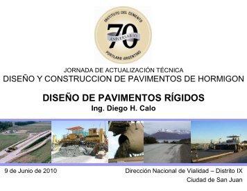 Diseño San Juan - ICPA
