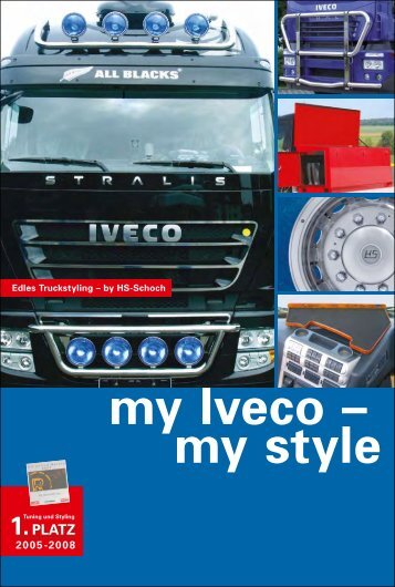 My Iveco - HS Schoch