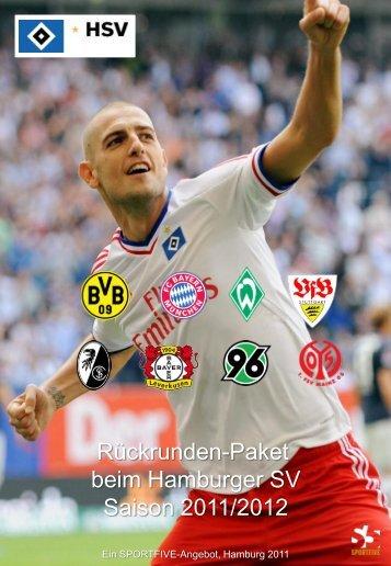 Saison 2011 I 2012 - HSV