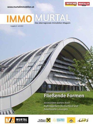 Immomurtal 07/2013 - Immobilien Josef Suppan GmbH