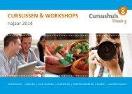 Brochure Cursushuis Theek 5