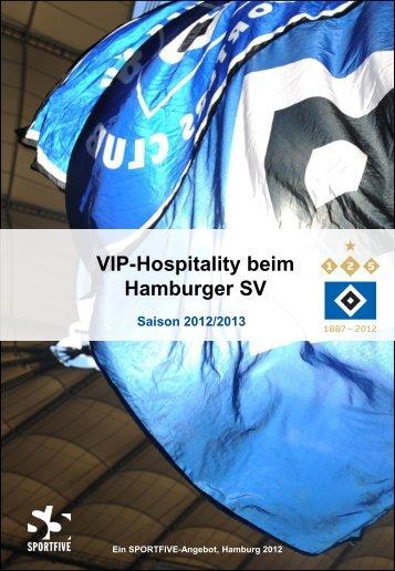 HSV CLUB SEATS Die Raute im Herzen!
