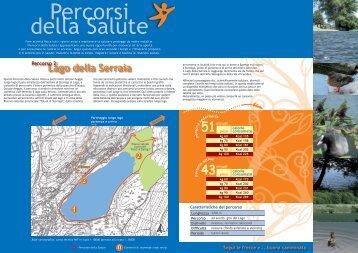 Lago della Serraia - Trentino Salute
