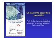 stati limite ultimi - Politecnico di Milano