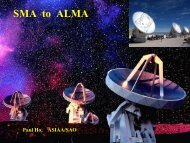 SMA and ALMA: Discovery Prospects for Massive Star Formation