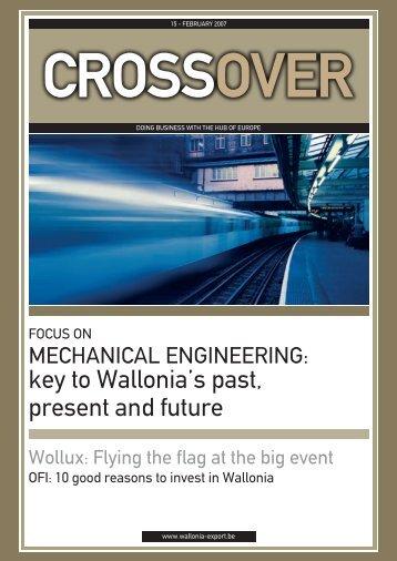 crossover - Wallonia