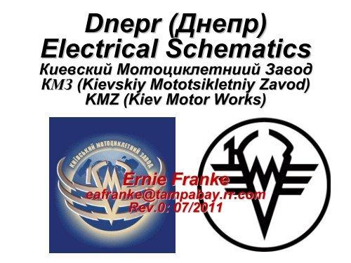 complete dnepr electrical schematics good karma productions rh yumpu com