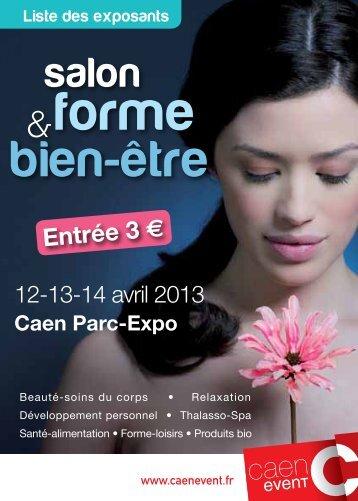 Catalogue des exposants - Caen Event