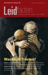 Heft 0/2011 - Vandenhoeck & Ruprecht
