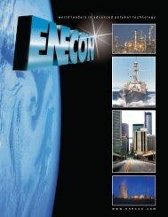 Download the ENECON Coatings PDF Brochure - Corrosion Fluid ...