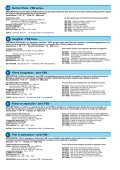 suction filters saugfilter filtres d'aspiration filtri in ... - Hydraulik.com - Page 2