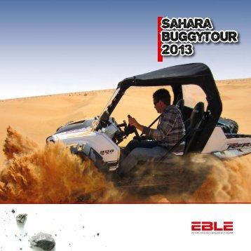 Sahara BuggyTour 2013 - EBLE4X4.DE