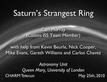 Murray - Cassini