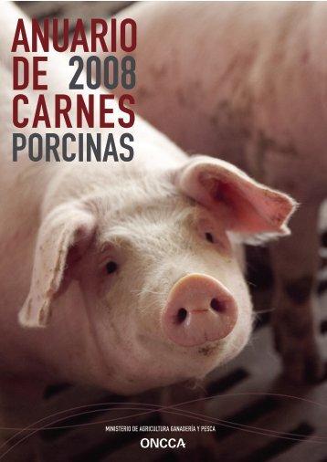 Anuario Porcino 2008