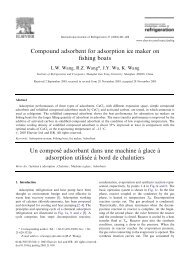 Compound adsorbent for adsorption ice maker on ... - Otherpower