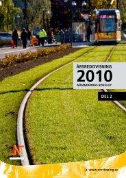 Årsredovisning 2010 - del 2 - Norrköpings kommun